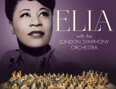 <span>ELLA FITZGERALD & THE LSO</span> Someone To Watch Over Me