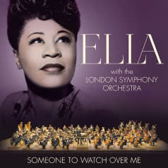 ELLA FITZGERALD & THE LSO Someone To Watch Over Me