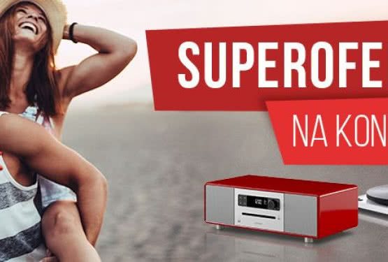 Superoferty na koniec lata w Top Hi-Fi & Video Design
