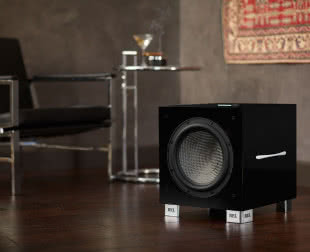 Nowy subwoofer REL Carbon Special Editon