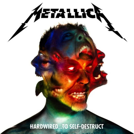 METALLICA Hardwired… To Self-Destruct