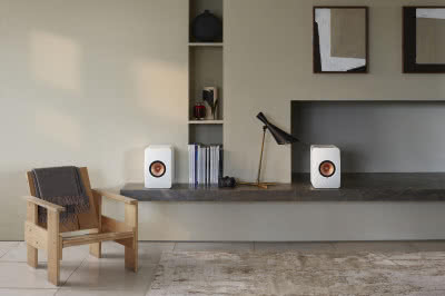 System KEF LS50 Wireless II