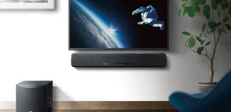 Yamaha YAS-107 - soundbar z technologią DTS Virtual:X