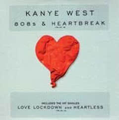 KANYE WEST 808`s And Heartbreakers