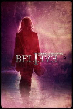 Seeing Is Believing: DVD Believe 16 kwietnia