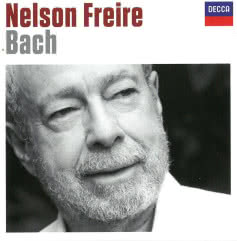 NELSON FREIRE Bach