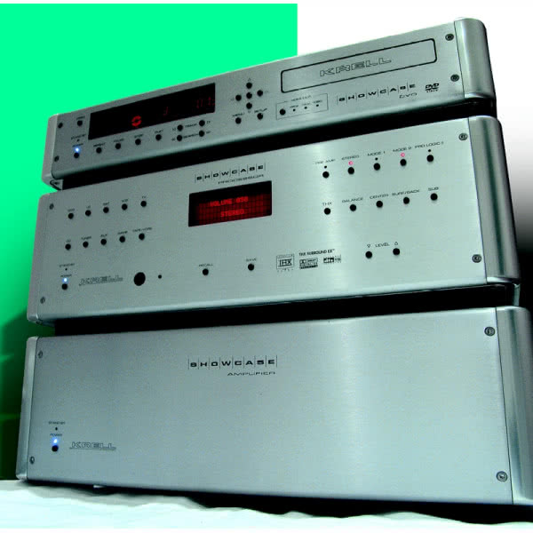 Showcase Amplifier 5