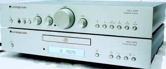 Cambridge Audio AZUR 340C
