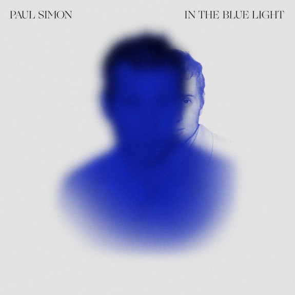 <span>PAUL SIMON</span> In the Blue Light