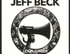 <span>JEFF BECK</span> Loud Hailer