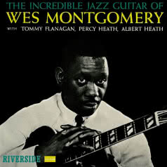WES MONTGOMERY The Incredible Jazz Guitar