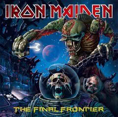 Iron Maiden: The Final Frontier 16 sierpnia