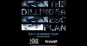 The Dillinger Escape Plan w Krakowie