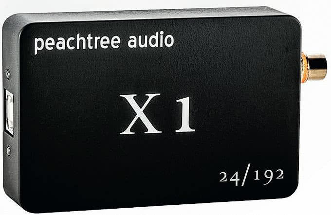 Peachtree Audio X1