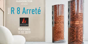 Premiera Audiovector R 8 ARRETÉ w salonie HI-TON Home of Perfection