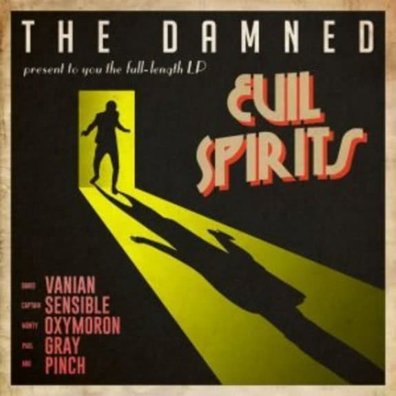 <span>THE DAMNED</span> Evil Spirits