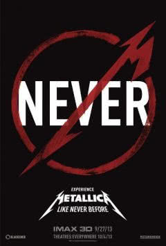 """Metallica Through the Never"" - film 3D jesienią na ekranach kin"
