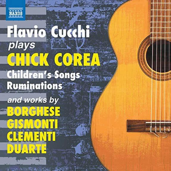 <span>FLAVIO CUCCHI</span> Plays Chick Corea