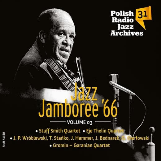 STUFF SMITH/EJE THELIN Jazz Jamboree '66 vol. 03