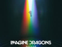 <span>IMAGINE DRAGONS</span> Evolve