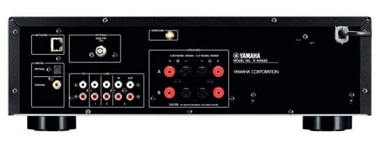 sieciowy amplituner yamaha r n402d z obs ug musiccast. Black Bedroom Furniture Sets. Home Design Ideas