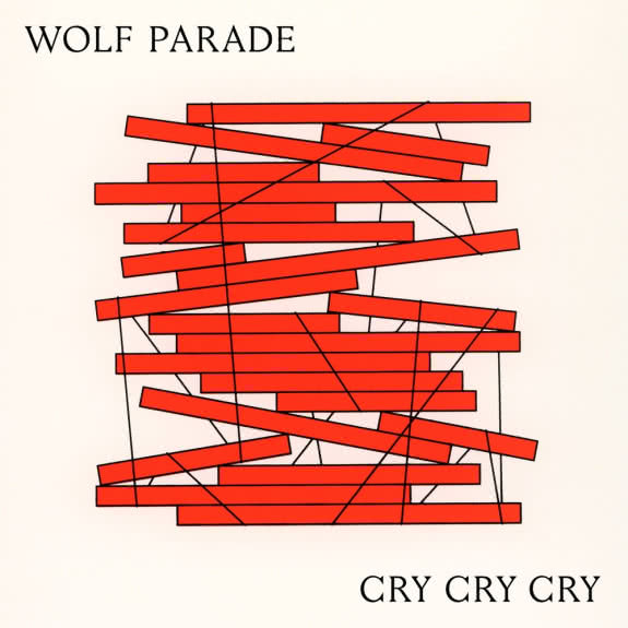 <span>WOLF PARADE</span> Cry Cry Cry