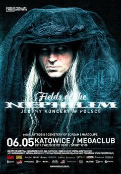Fields Of The Nephilim już 6 maja