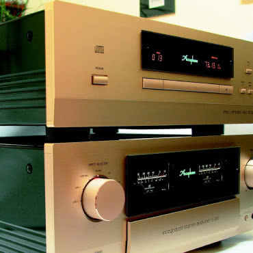 ACCUPHASE DP-500 + E-450