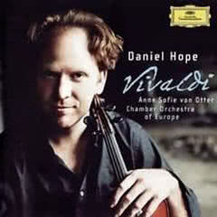 DANIEL HOPE Vivaldi/ D. Hope/ A.S.von Otter/ Chamber Of Orchestra Of Europe
