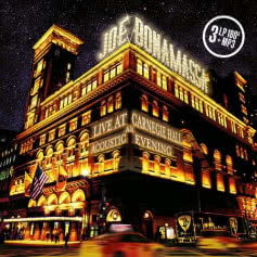 JOE BONAMASSA Live at Carnegie Hall - An Acoustic Evening