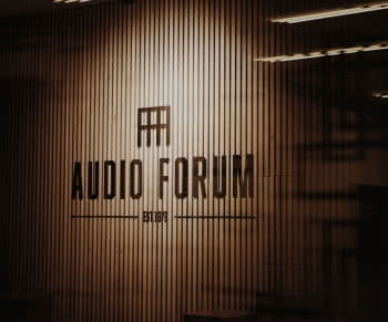 Audio Forum - nowy salon audio w Łodzi