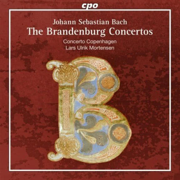 <span>MALENE MORTENSEN</span> Bach: The Brandenburg Concertos