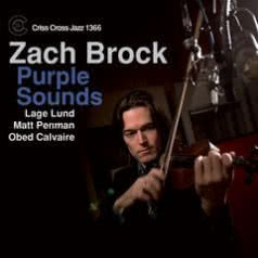ZACH BROCK Purple Sounds