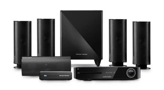 Harman Kardon BDS 885S