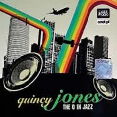 QUINCY JONES The Q In Jazz
