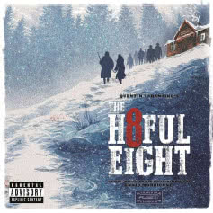 ENNIO MORRICONE Quentin Tarantino`s The Hateful Eight