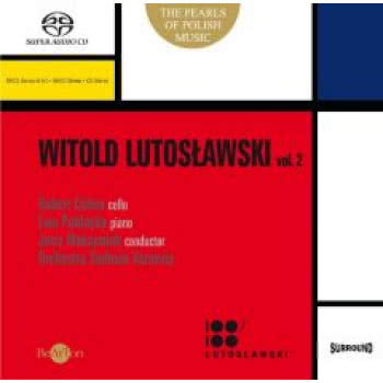 Witols Lutosławski VOL. 2. The Pearls of Polish Music
