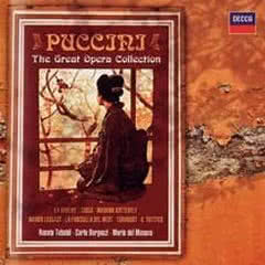 Puccini / The Great Collection - La Boheme, Madamme Butterfly, Tosca...