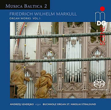 Markull: Organ Works vol. 1