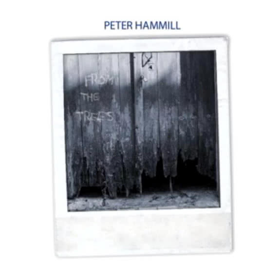<span>PETER HAMMILL</span> From the Trees