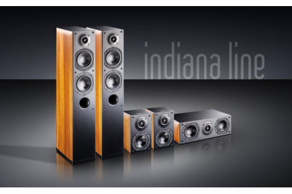 Indiana Line w ofercie salonów Top Hi-Fi & Video Design