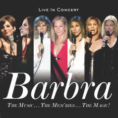 BARBRA STREISAND Barbra: The Music… The Mem'ries… The Magic!