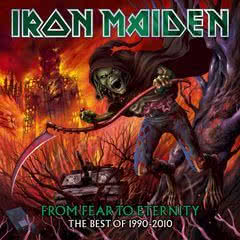 From Fear To Eternity: The Best Of 1990-2010. Nowa płyta Iron Maiden