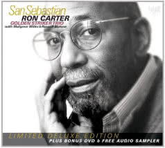 RON CARTER GOLDEN STRIKER TRIO San Sebastian
