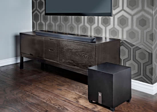Soundbar Definitive Technology W Studio Micro 4.5