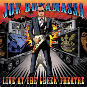 """Live At The Greek Theatre"" Joe Bonamassy we wrześniu"
