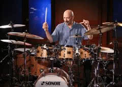 Steve Smith na October Drum Fest