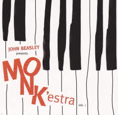 JOHN BEASLEY Presents MONK`estra