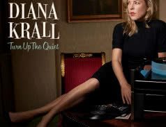<span>DIANA KRALL</span> Turn Up the Quiet