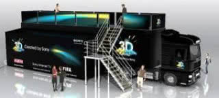 Road Show Sony 3D
